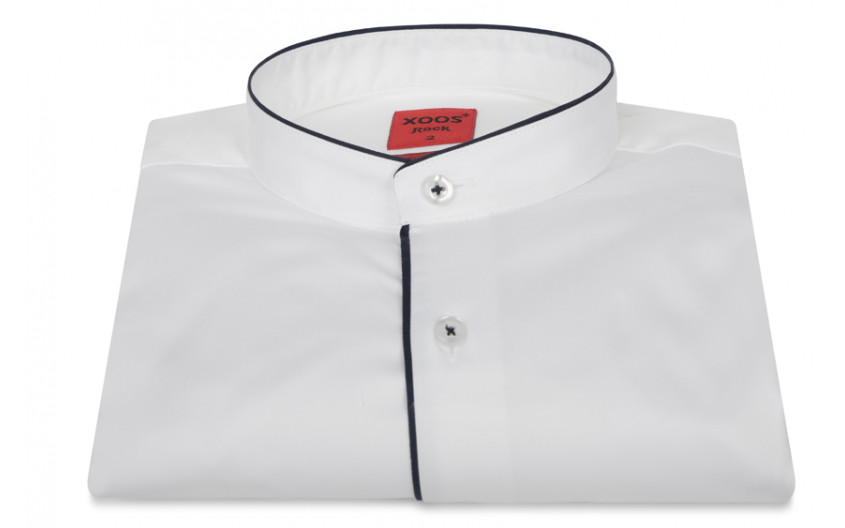 Chemise homme blanche col...