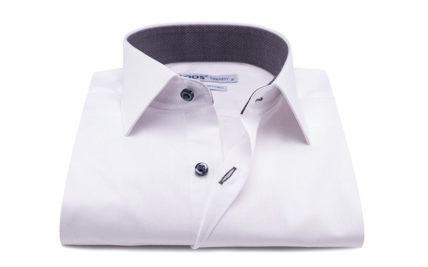 Chemise blanche doublure...