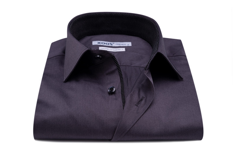 Chemise homme grise...