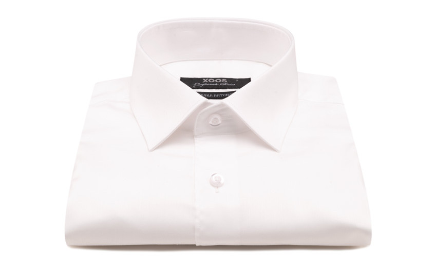 copy of Chemise blanche Col...