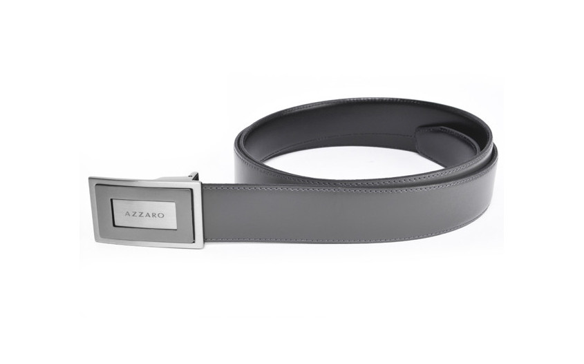 Ceinture Azzaro rectangle fumé