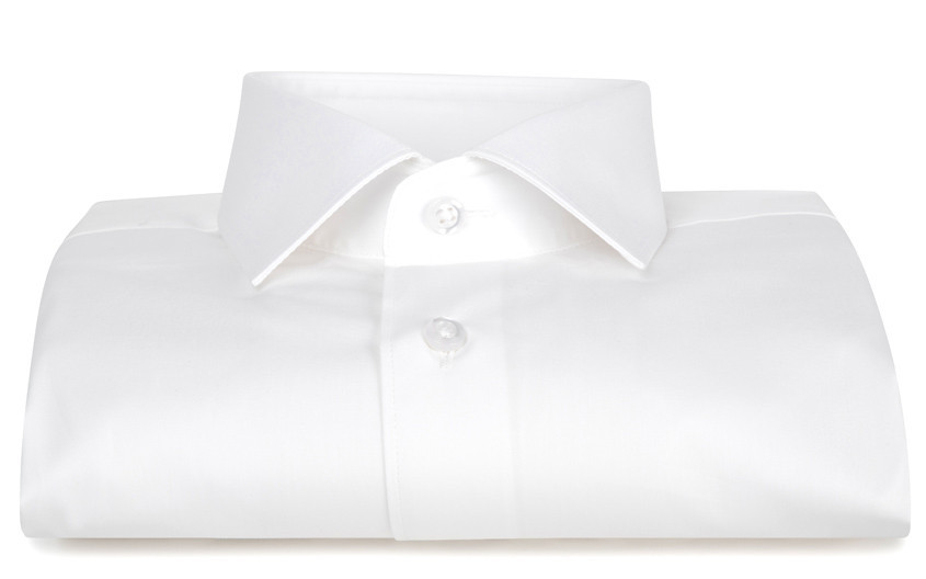 Chemise blanche (Double...