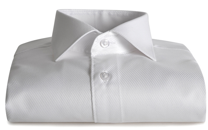 Chemise blanche Twill...