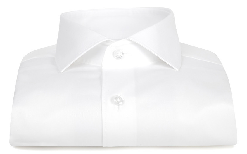 Chemise blanche col full...